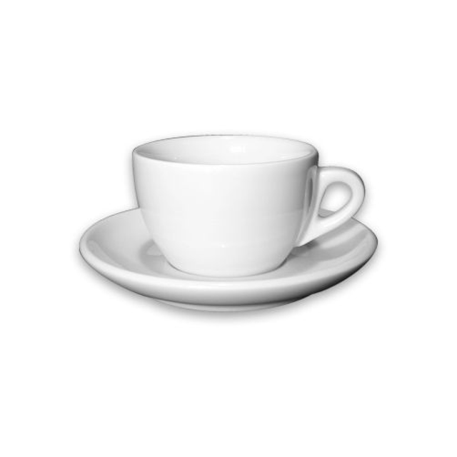 Ancap Palermo Cappuccino COMPETITION Cup w/ Saucer (Set of 6)