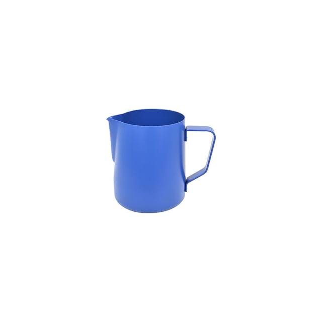 Rhino Stealth Milk Pitcher (360ml/12oz) (Blue)