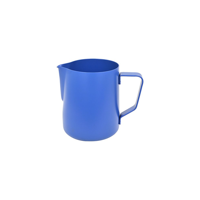 Rhino Stealth Milk Pitcher (600ml/20oz) (Blue)
