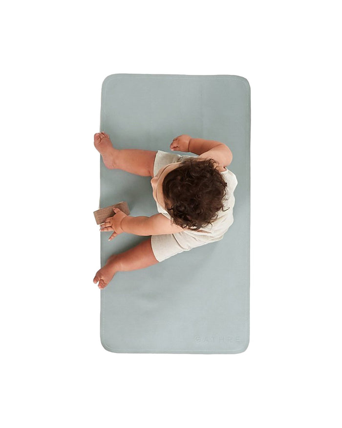 Little gathre baby accessories micro+ mat in admiral