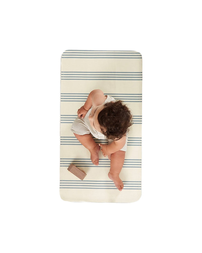 Little gathre baby accessories micro+ mat in sail
