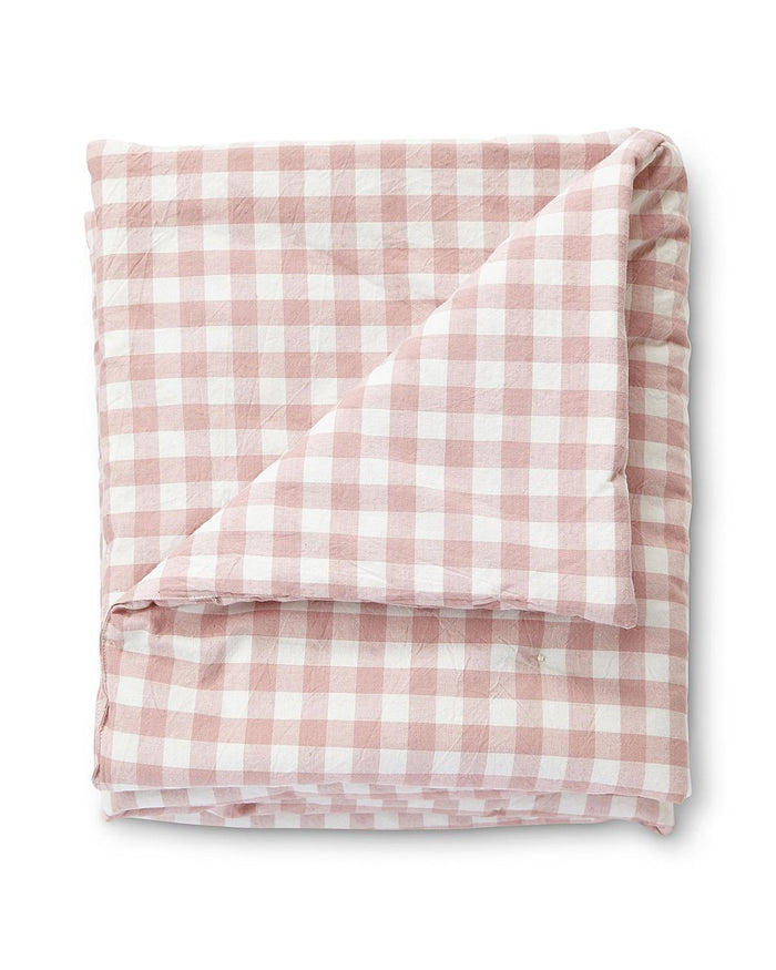 Little pehr designs inc room checkmate toddler blanket in blossom