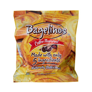 Phone Order: Bagelinos Bagel, 2.9 OZ each