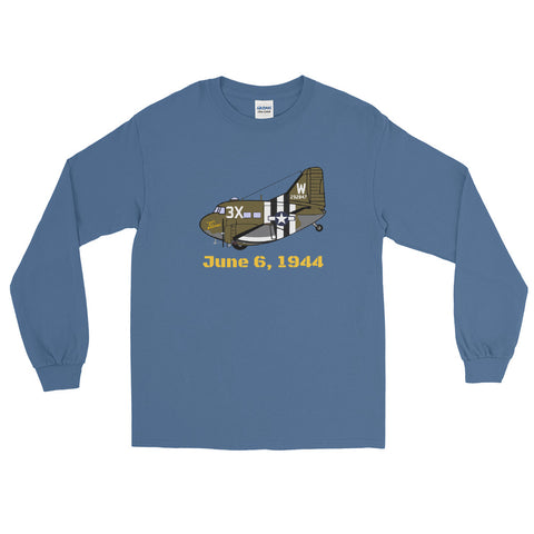 "C-47 ""That's All Brother""Long Sleeve T-Shirt"