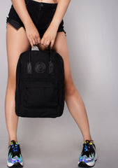 Kanken No. 2 Laptop 15 Backpack in Black