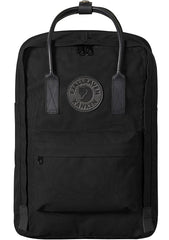 Fjallraven Kanken No. 2 Laptop 15 Backpack in Black