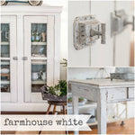Farmhouse White Milk Paint