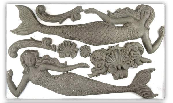 Sea Sisters Décor Moulds™