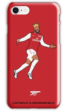 Thierry Henry The King! Iphone 6S / Tough White Phone Cases