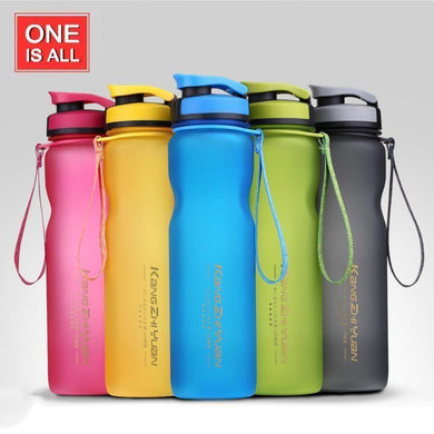 1000ML/600ML Sport Water Bottle Water Bottles 1000