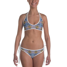 """Atrium View"" One-Piece Bikini - And Above All...YOGA"