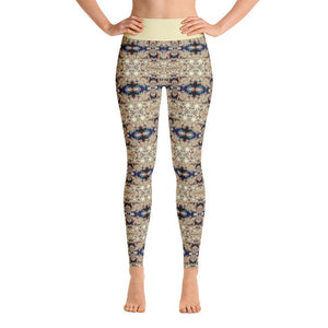 """Classical Movement"" Deluxe Made to Order Yoga Pants - And Above All...YOGA"