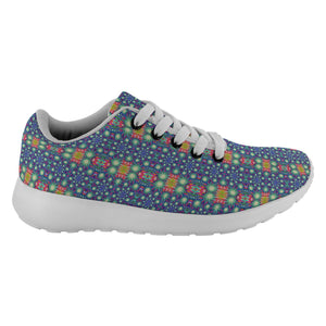 """Fireworks"" Running Shoes - And Above All...YOGA"
