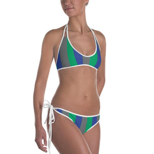 """Speed"" Made to Order, Two-Piece Bikini - And Above All...YOGA"