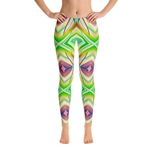 """Transcendence"" Yoga Pants - And Above All...YOGA"