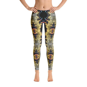 """Visceral"" Yoga Pants - And Above All...YOGA"