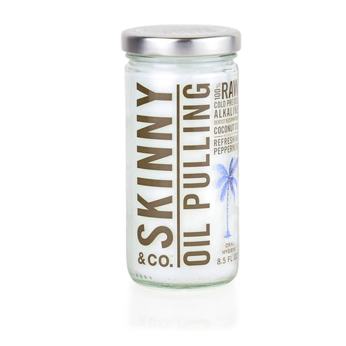 SKINNY & CO. Oil Pulling Mouth Wash