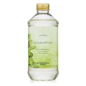 THYMES Eucalyptus Reed Diffuser Oil Refill
