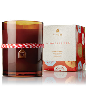 THYMES Gingerbread Candle