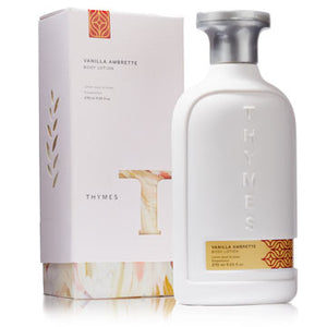 THYMES Vanilla Ambrette Body Lotion