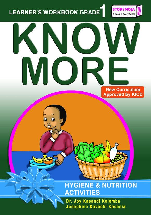 Hygiene & Nutrition Activities Learner's Workbook Grade 1