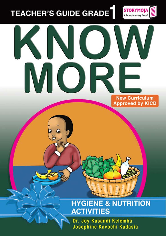 Hygiene & Nutrition Activities Teacher's Guide Grade 1