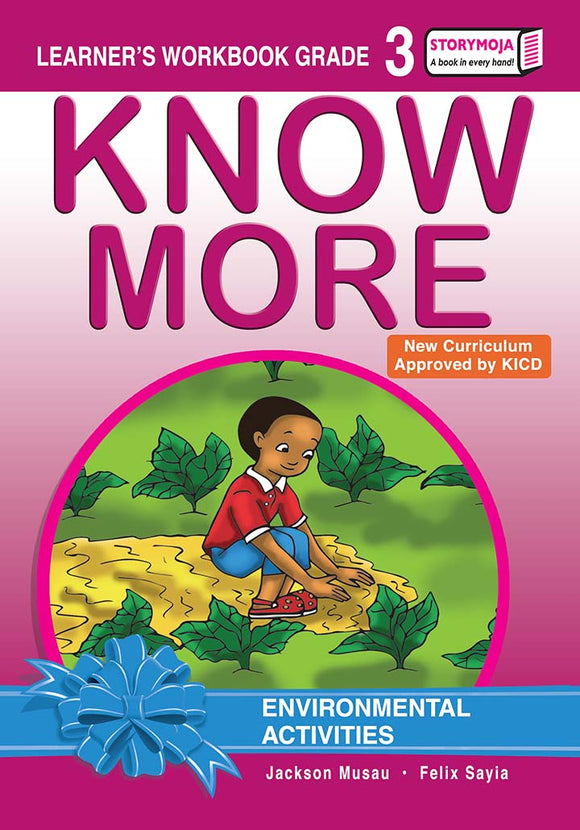 Environmental Activities Learner's Workbook Grade 3