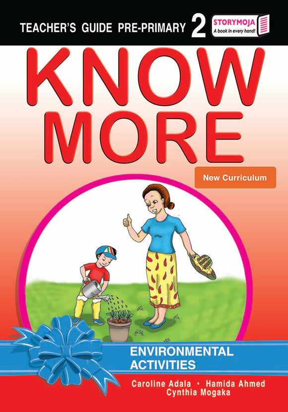 Environmental Activities Teacher's Guide Pre-Primary 2