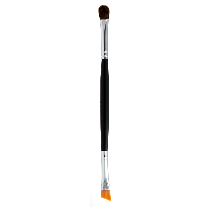 Liner / Chisel Fluff Brush
