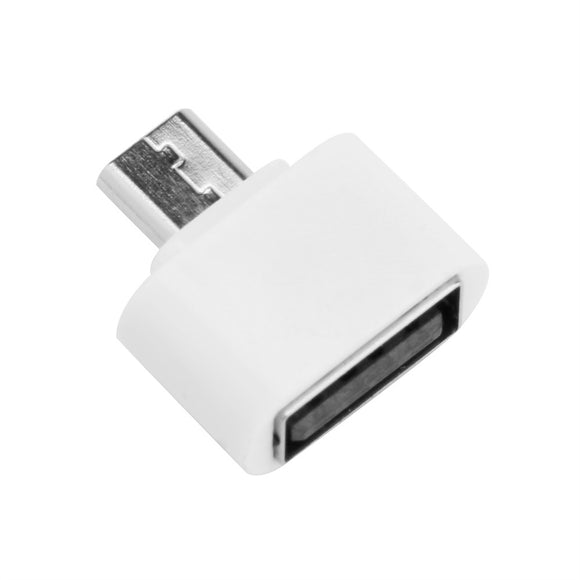 Mini Style OTG Micro USB To USB 2.0 Female Converter