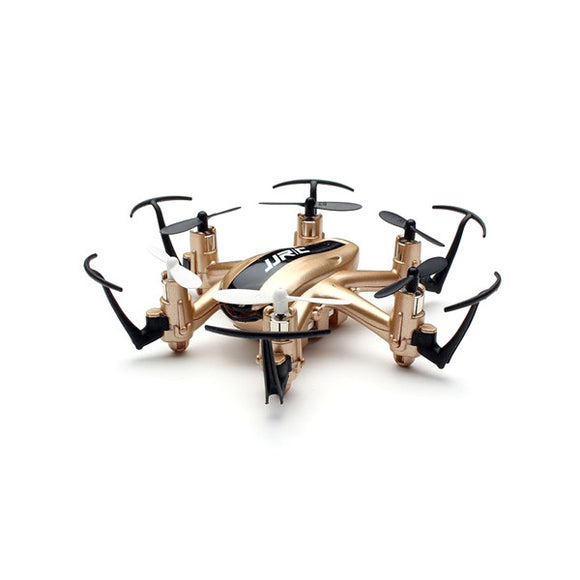6-Axis Led Nano Hexacopter - Rc Drone With Headless Mode