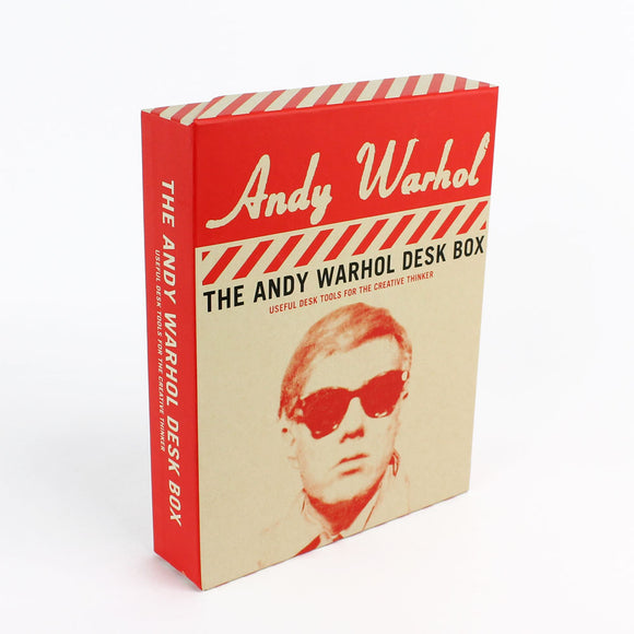 Andy Warhol Desk Box
