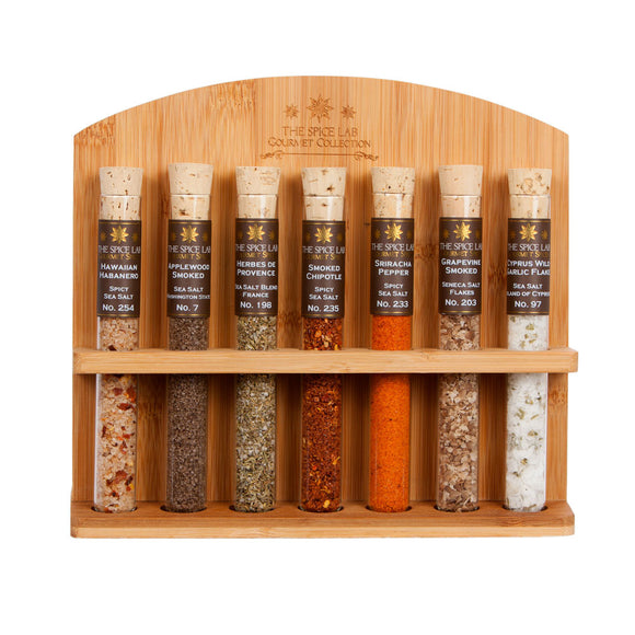 BBQ Smoked Sea Salt Collection