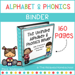 The Ultimate Alphabet and Phonics Binder