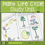 Plant Life Cycle Study Unit