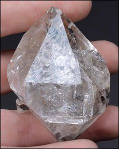 Diamond Quartz charged with Manifestation codes