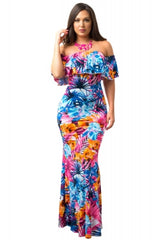 "Women's ""GEMMA"" Maxi Dress"
