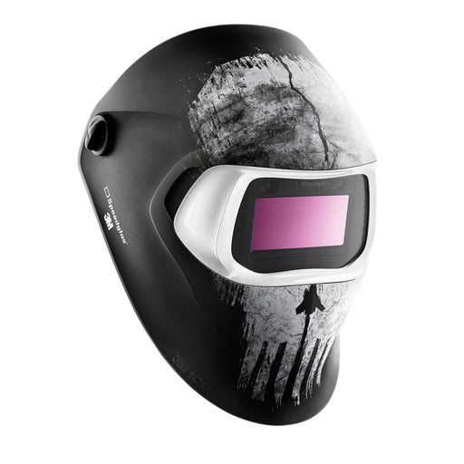 3M Speedglas Graphic Welding Helmet 100 Skull