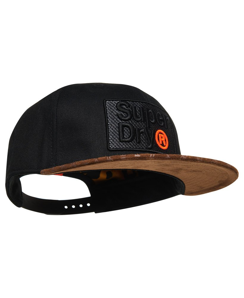 B Boy Cap Black