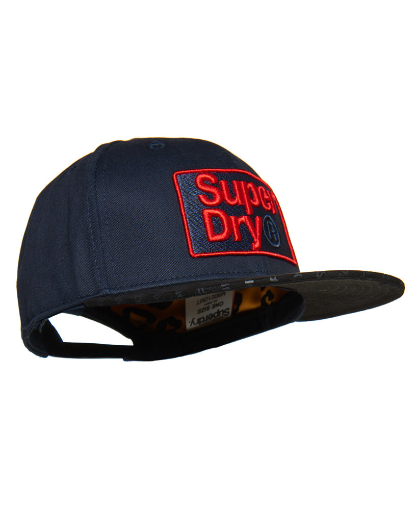 B Boy Cap Navy
