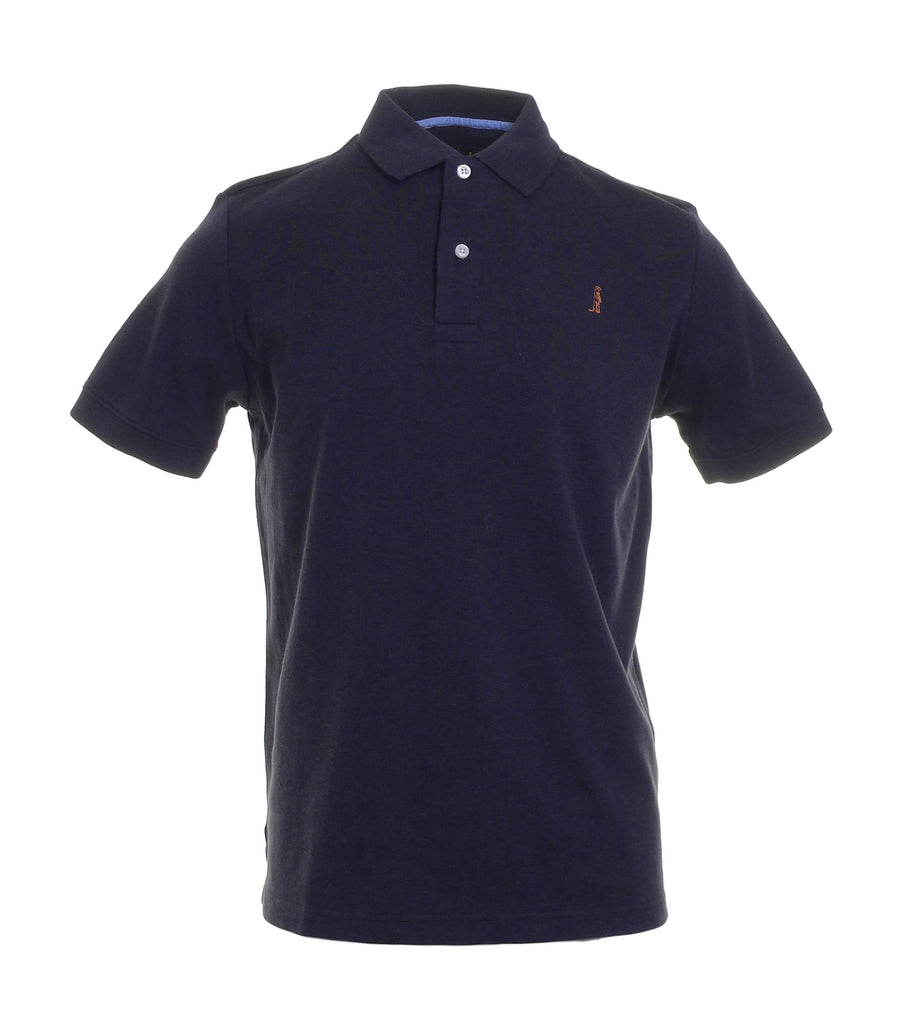 Egypt Navy Plain Polo