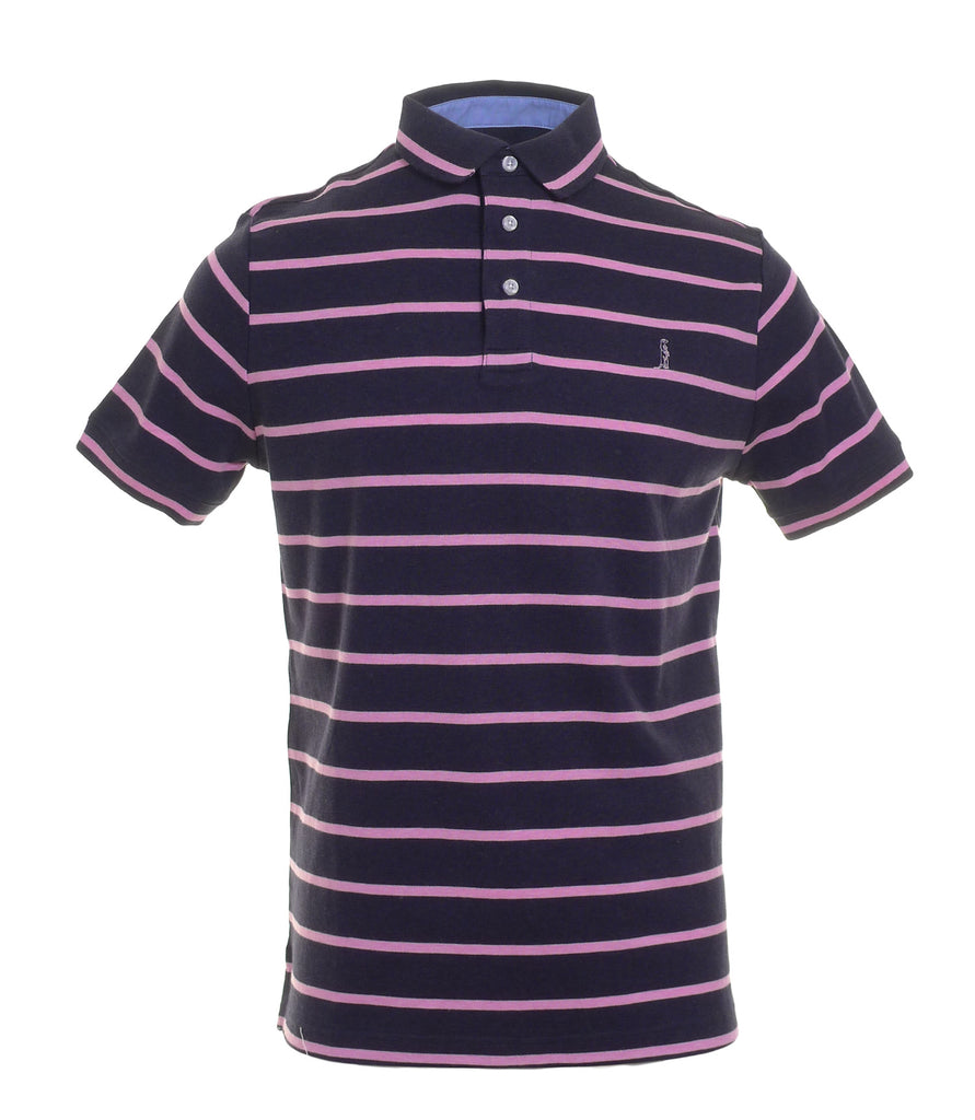 Holland Rose Stripe Polo
