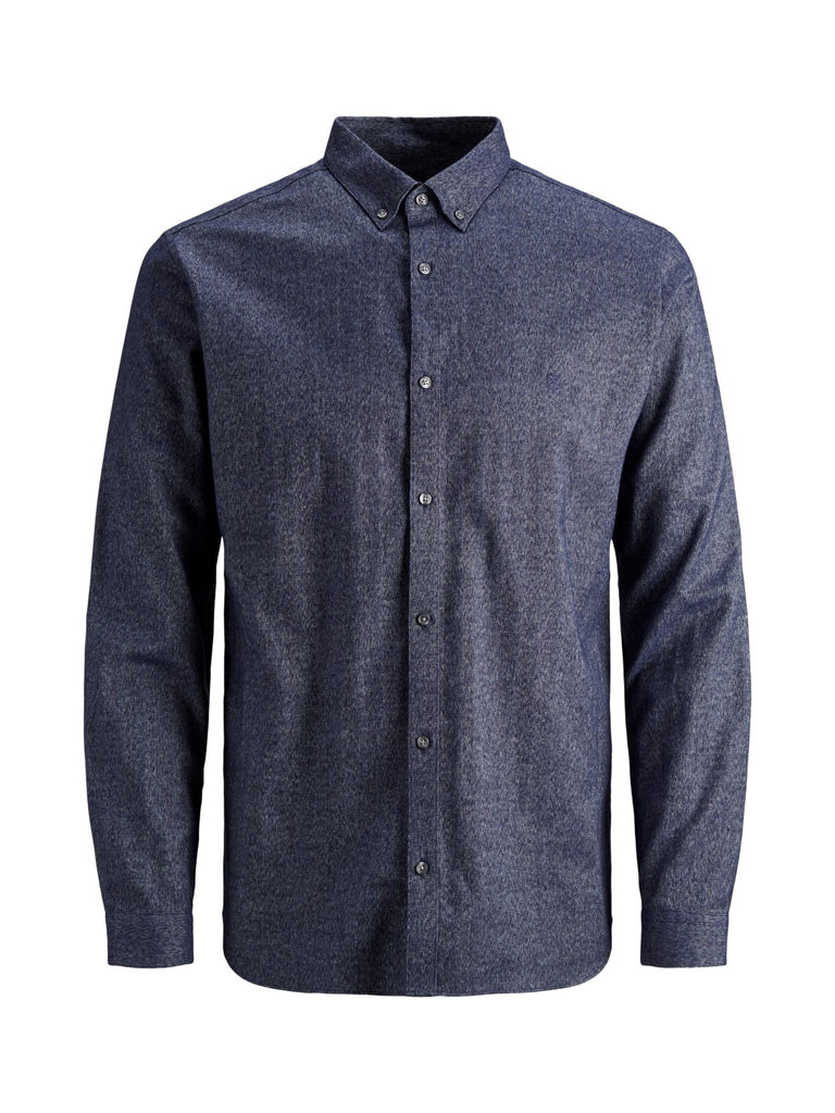 Premium JPRLogo Twist Navy Shirt.