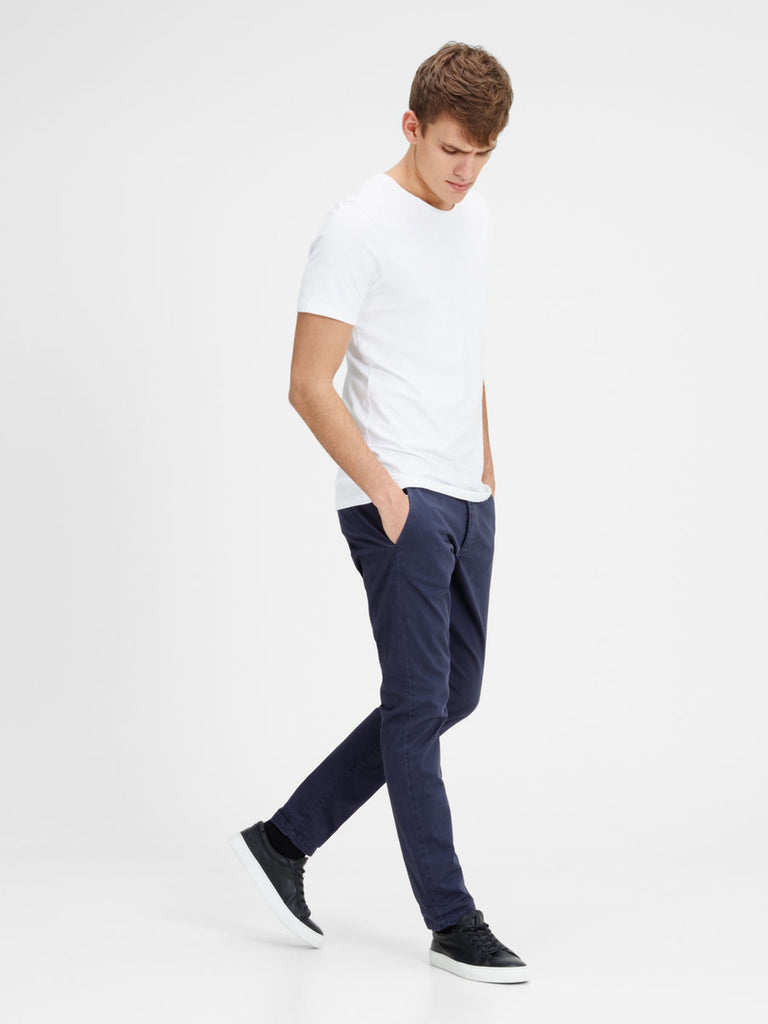 Marco Enzo Slim Fit Chinos By Jack Jones Jeans
