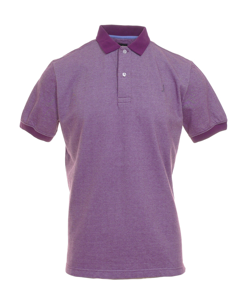 McGregor Purple Plain Polo