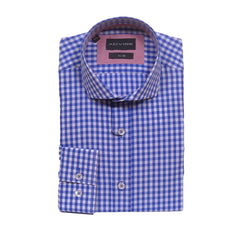 Slim Fit AD336 Check Shirt By Advise