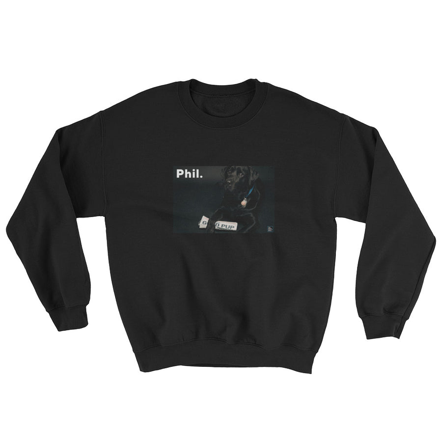 Phil Sweatshirt, The Adam Carolla Show