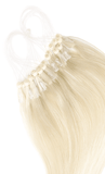 PRO DELUXE LINE Beach Blonde Microrings Hair Extensions Australia