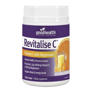 Good Health Revitalise C 150g