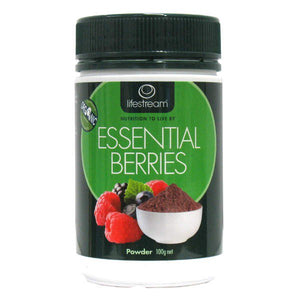 Lifestream Essential Berries Powder